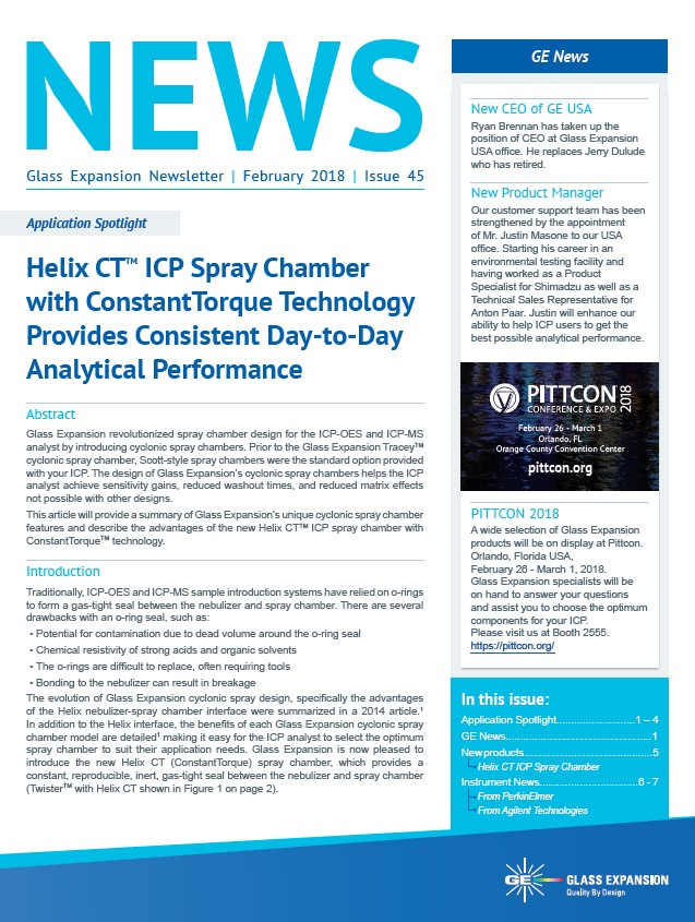 GE Newsletter February 2018 - Page 1