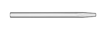 Tapered Quartz Injector 1.0mm