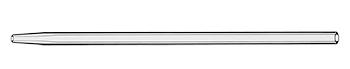 Tapered Quartz Injector 2.4mm