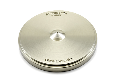 Platinum Sampler Cone with Solid Nickel Base for Agilent 7700/7800/7900/8800/8900