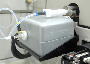 PCC Spray Chamber for Agilent 7500